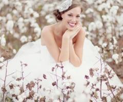 Fiori per la sposa romantica