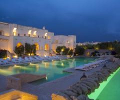 Borgo Egnazia - Il bordo di sera