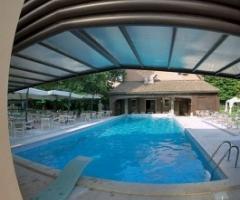Yu Resort & Wellness - Piscina della location per il matrimonio