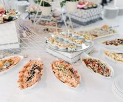 Villa Valente - Assaggi di pesce per ogni gusto