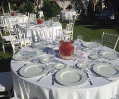 Guna Beach Club - La festa di nozze all'aperto