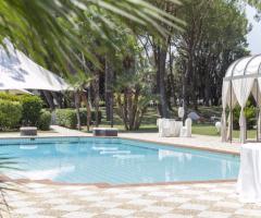 Villa Demetra - La piscina della villa