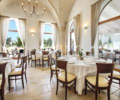 Casale del Murgese - La sala Manfredi