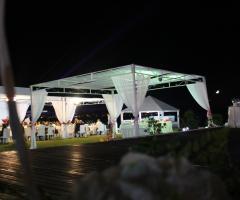 Luismas - Illuminazione di sera al mare