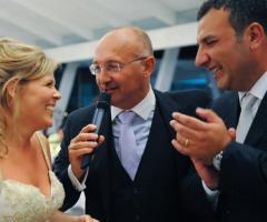 Intrattenimemto per gli sposi