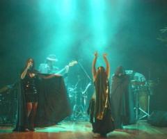 Sax Blond Letizia Brunetti - Lo spettacolo musicale