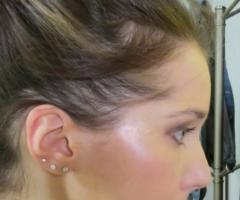 Tatiana Make up Artist - Dettagli di trucco con airbrush