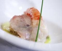 Villa Torrequadra - Menu di pesce per le nozze
