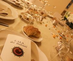 Cala dei Balcani - La cena di nozze è pronta
