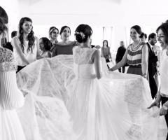 Attimi autentici - Le damigelle della sposa