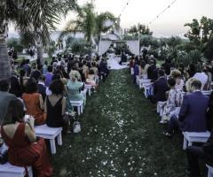 Casale del Murgese - La cerimonia civile