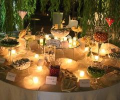 Confettata di nozze serale