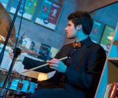 The SwingBeaters - Le percussioni