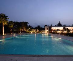 Murgia Garden Ricevimenti - La piscina