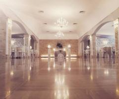 Masseria Cariello Nuovo - La splendida sala principale