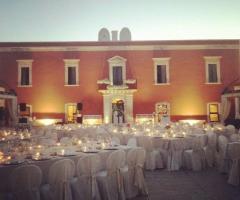 Masseria Cariello Nuovo - Il ricevimento di sera