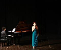 Lucia Conte - Una formazione con il pianoforte