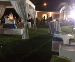 Emozioni Wedding Planner - Allestimento all'aperto