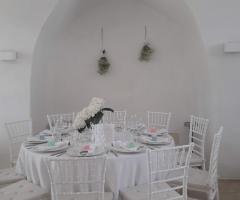 Villa Cenci - La sala interna