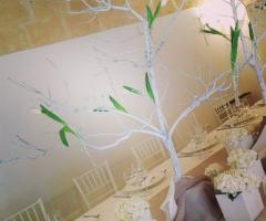 La Grande Quercia - Allestimento per il matrimonio a Taranto
