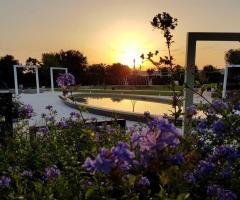 Relais il Santissimo -  Una vista al tramonto