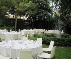Ristorante Novilunio - Park Hotel Alcione