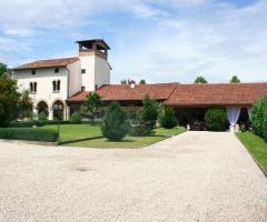 Villa Dal Verme Chiericati Terreran