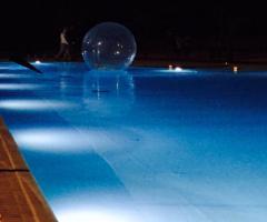 Masseria Grieco - La piscina