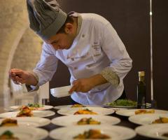 Masseria Torre di Nebbia - La cura per i dettagli in cucina