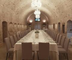 Masseria Cariello Nuovo - La sala Melograno