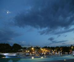 Borgo Ducale Brindisi - Ricevimento di nozze di sera