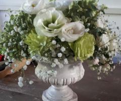 Wedd Happy Story Matrimoni in Puglia - Decorazioni floreali