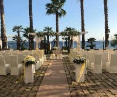 Oasi  Quattro Colonne - Sposarsi vicino al mare