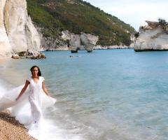 Alessandro Mondelli Fotografia - panorama con la sposa