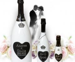 Swart - Bottiglie personalizzate con Swarovski