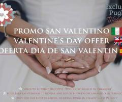 Exclusive Puglia Weddings - Promozione San Valentino