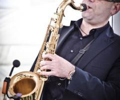 Donato Spinelli al Sax