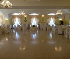 Sala delle Feste per le nozze