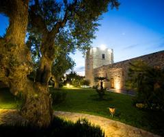 Casale San Nicola - Casale con ristorante per matrimoni a Bisceglie (Bari)