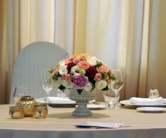 Murgia Garden Ricevimenti - Dettagli floreali
