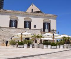 Palazzo Filisio Hotel Regia Restaurant - Sposarsi a Trani