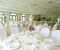 Ricevimento di nozze in Puglia