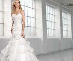 Fiori per la sposa moderna