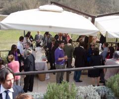 Borgo La Fratta - Gli invitati delle nozze