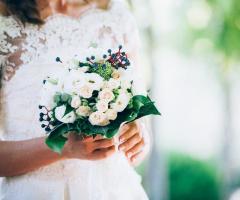 Maria Mayer Events - Il bouquet della sposa