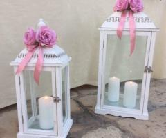 Emozioni Wedding Planner - Lampade porta candele