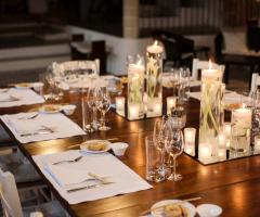 Noemi Weddings Bari - Allestimento del ricevimento di nozze