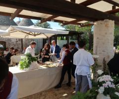 Masseria del Gelso Antico - Il buffet