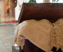Dote della sposa e corredo matrimoniale