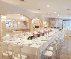 Masseria Cariello Nuovo -  Allestimento in bianco